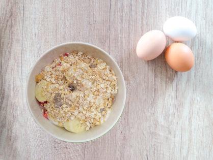 ¿Cuál es la mejor opción de desayuno: los huevos o la avena?
