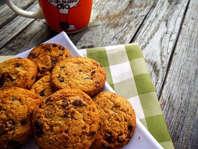 Galletas de Cereales. Cereal cookies.