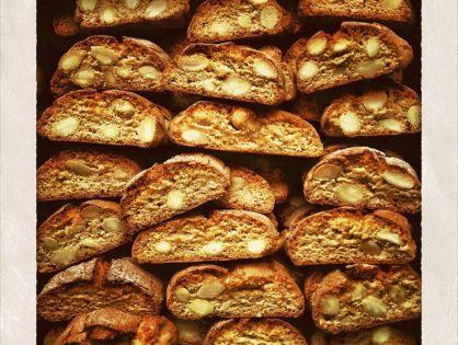 Receta para hacer crocantes de almendra o carquiñolis