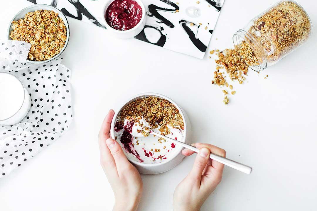¿Qué desayuno? Ideas desayunos saludables